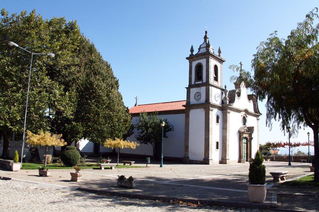 Alfândega da Fé   Igreja Matriz de Sambade é o oitavo palco dos Dias ... ca1bb03220a07